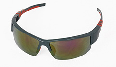 Graue Golf-Sonnenbrille - Design nr. 3080